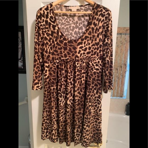 MICHAEL Michael Kors Dresses & Skirts - Michael Kors babydoll dress
